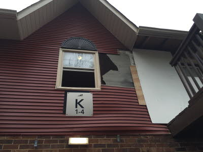 Before pic 1 - apartment Fire Damage Restoration
